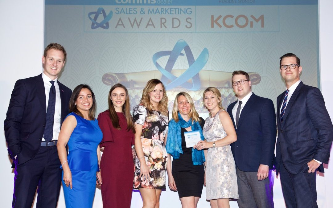 Comms Dealer Awards Winners!
