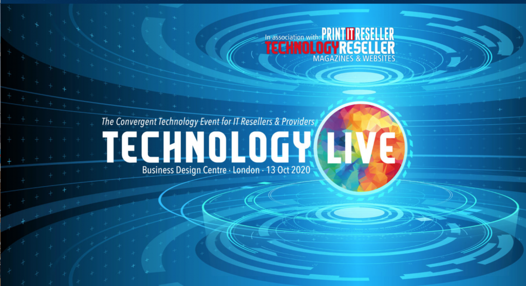 technology live logo