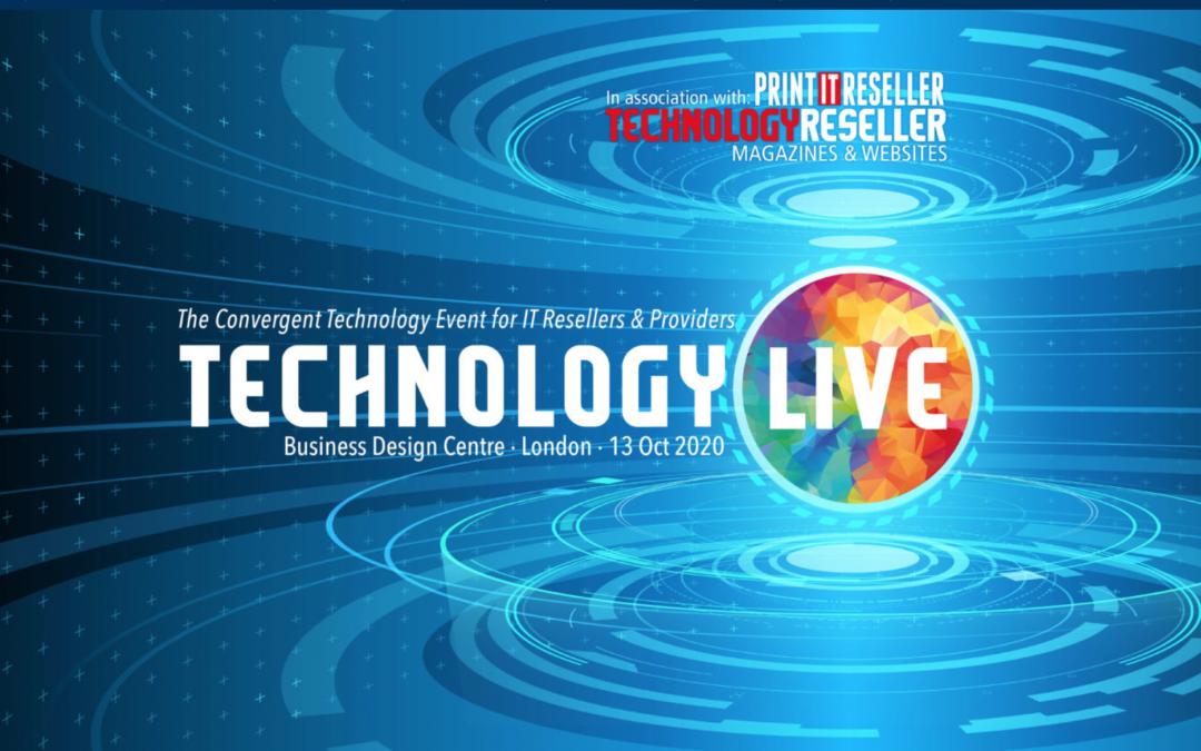 Blabbermouth join Technology Live as Media Partner